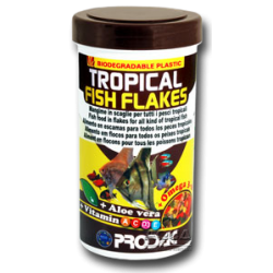 image: Prodac Tropical Fish Flakes 100 ml - 20 g