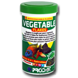 image: Prodac Vegetable Flakes 100 ml - 20 g
