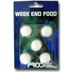 image: Prodac Week End Food 5 tabletta - 21g