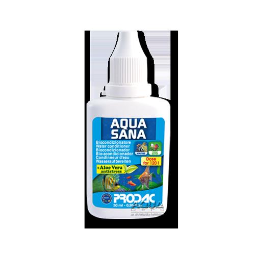 Prodac Aquasana 30 ml vízelőkészítő 120 literre