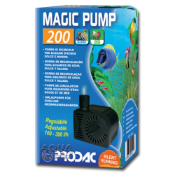 image: Prodac Magic Pump 200 vízpumpa (100-300 l/h)