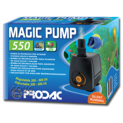image: Prodac Magic Pump 550 vízpumpa (200-550 l/h)