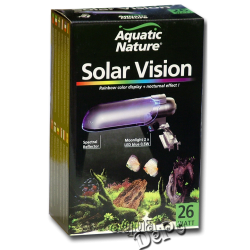 image: Aquatic Nature Solar Vision 13W - Black (fekete)