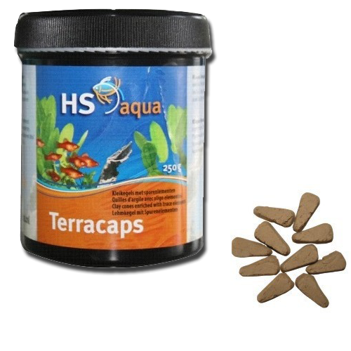 HS TERRACAPS 250G