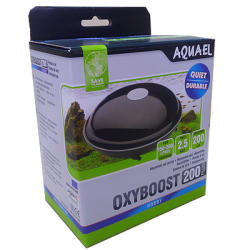 image: AQUAEL Oxyboost 200 Plus