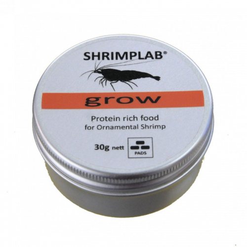 Shrimplab Grow lapocskák 30g