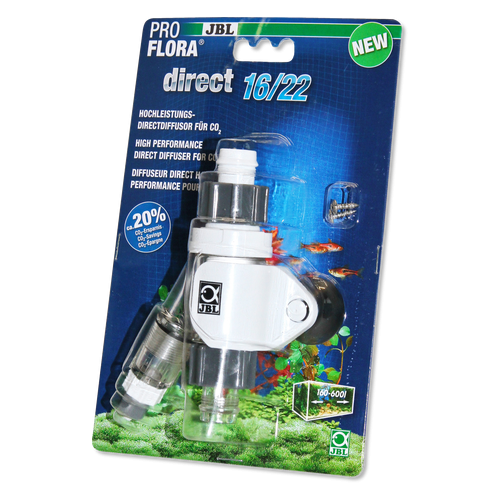 JBL Proflora Direct CO2 Atomizer 16/22