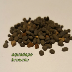 aquadepo Brownie aljzat 2-4 mm-kg