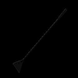 aquadepo Sand Flattener (aljzategyengetõ) fekete