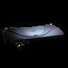 DIVERSA LED Expert 17W műanyag tető 80x35 cm fekete