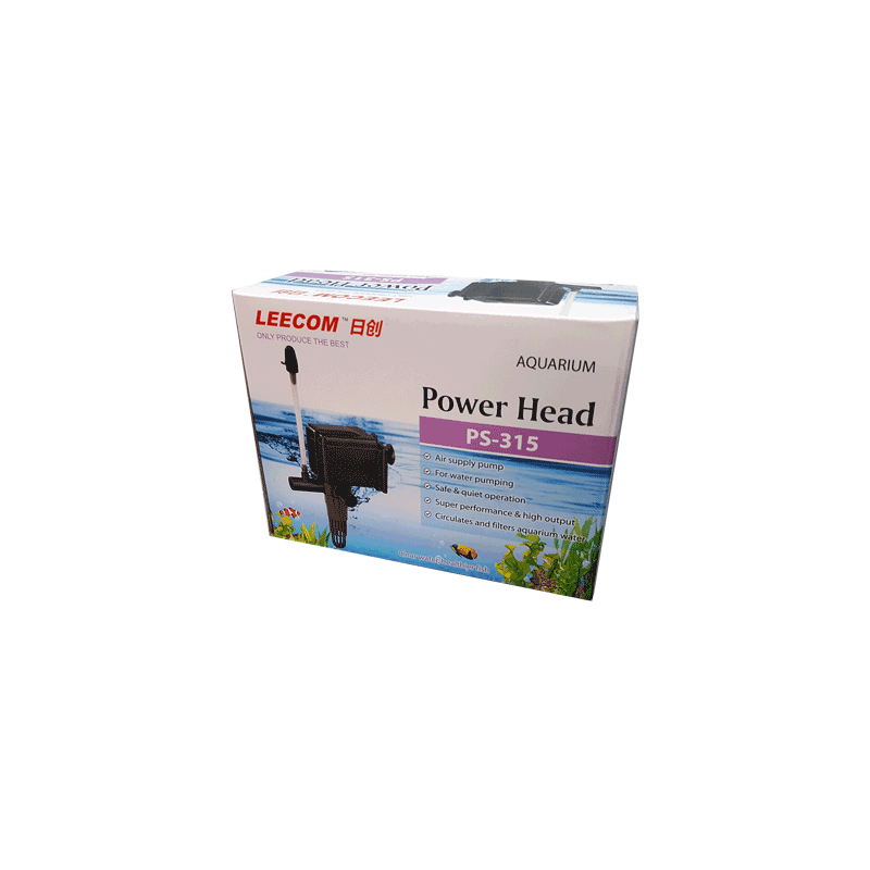 Leecom PS-315 powerhead
