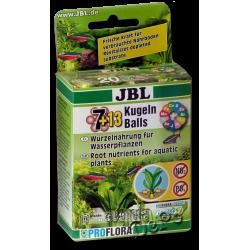 image: JBL 7+13 Balls növénytáp golyó