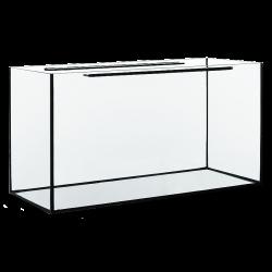 140 literes akvárium, 80x35x50/8 mm