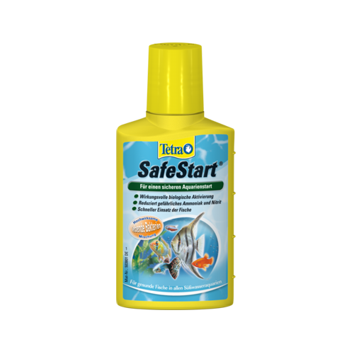 Tetra SafeStart 100 ml (120 liter vízhez)
