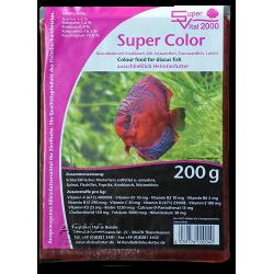 image: Super Vital Discus Farbfutter (színfokozó) fokhagymával (200 g)