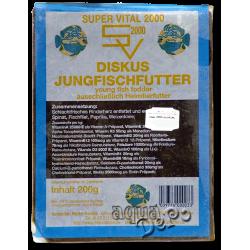 image: Super Vital Discus Jungfishfutter (200 g)
