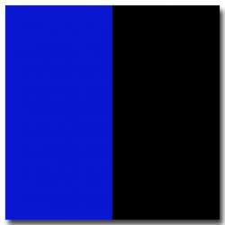 image: Poszter, fekete/kék (60 cm magas) / 1 méter