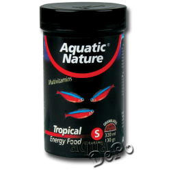 image: Aquatic Nature Tropical Energy Food Small 320 ml (130 g)
