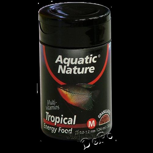 Aquatic Nature Tropical Energy Food Medium 124 ml (50 g)