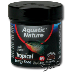 image: Aquatic Nature Tropical Energy Food Medium 190 ml (80 g)
