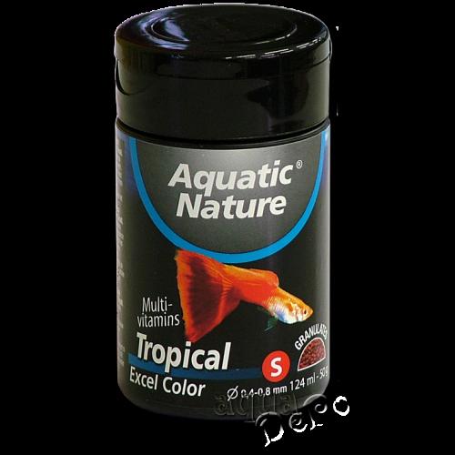 Aquatic Nature Tropical Excel Color Small 124 ml (50 g)