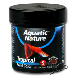 image: Aquatic Nature Tropical Excel Color Small 190 ml (80 g)