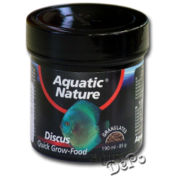 image: Aquatic Nature Discus Quick Grow Food 190 ml -85 g