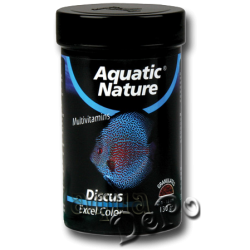 image: Aquatic Nature Discus Excel Color Food 320 ml - 130 g