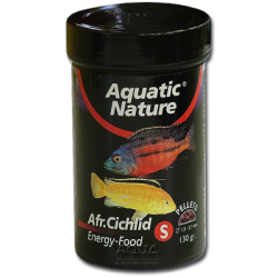 image: Aquatic Nature African Cichlid Energy Food Small 320 ml - 130 g