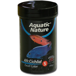 image: Aquatic Nature African Cichlid Excel Color Food Small 320 ml - 130 g