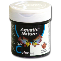 image: Aquatic Nature Code Color Flake Food 190 ml (30 g)