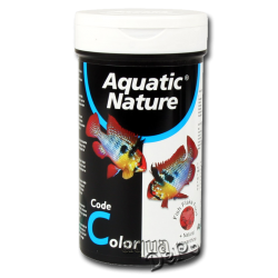 image: Aquatic Nature Code Color Flake Food 540 ml (90 g)