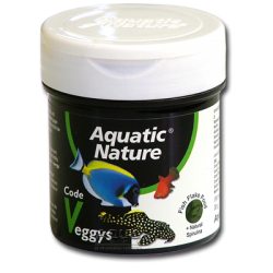 image: Aquatic Nature Code Veggys Flake Food 190 ml (30 g)