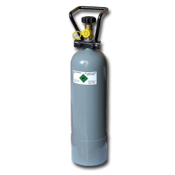 image: aquaDePo CO2 palack 2 kg TÖLTÖTT (TÜV 2019-ig)