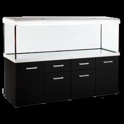 image: DIVERSA Solid 200x60 szett - fekete, 720 liter
