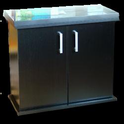 image: DIVERSA Classic bútor 80 x 35 AP - íves (fekete)