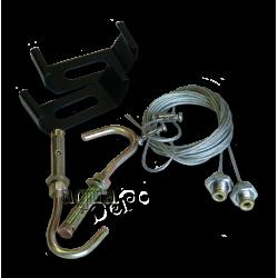 image: Odyssea T5 QUAD lámpa akasztó szett