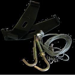 image: Odyssea T5 QUAD T sorozat lámpa akasztó szett (a timer-es lámpához)