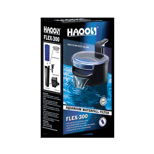 Haqos Flex-300 belső akasztós vízesés szűrő
