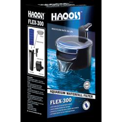 image: Haqos Flex-300 belső akasztós vízesés szűrő