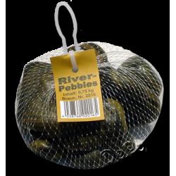 image: AD dekorkő - River Pebbles barna polírozott 0,75 kg (2016)